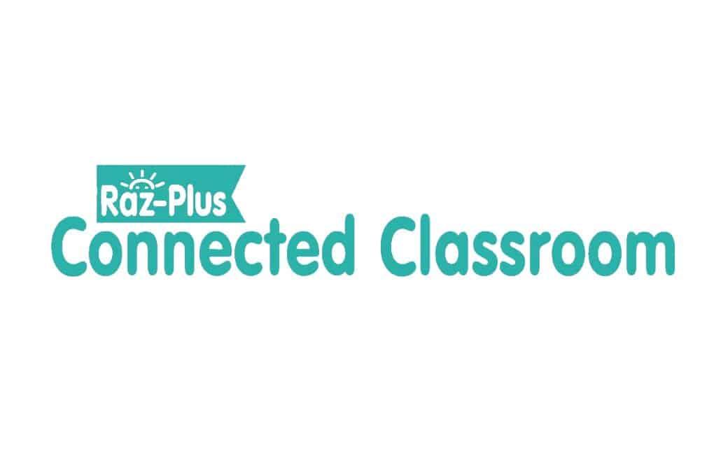 Raz-Plus Connected Classroom