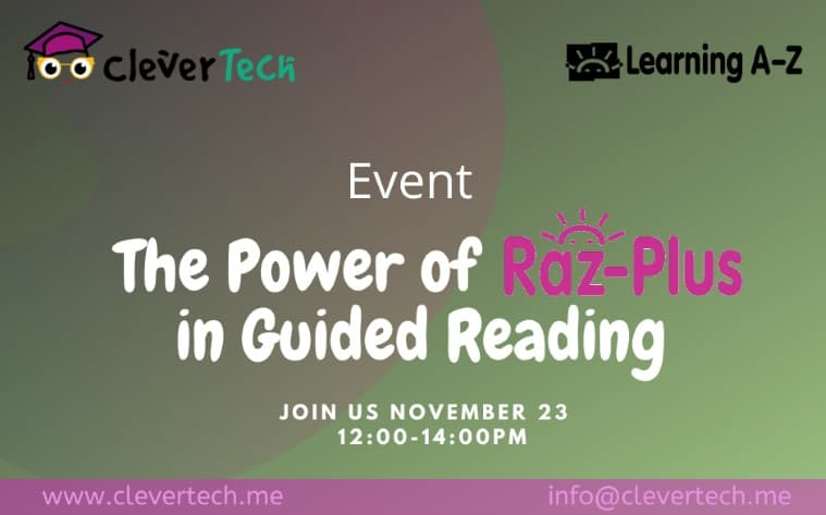 The Power Of Raz-Plus In Guided Reading